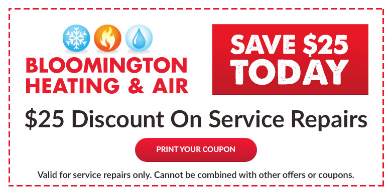 Print Our $25 Discount For Repair Services