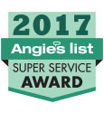 Angies List Super Service Award Winner 2017