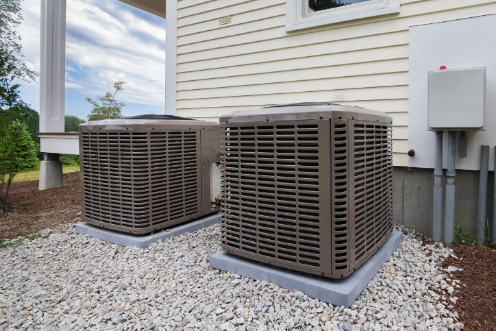 Image for blog post: 4 Common Heat Pump Problems & Solutions