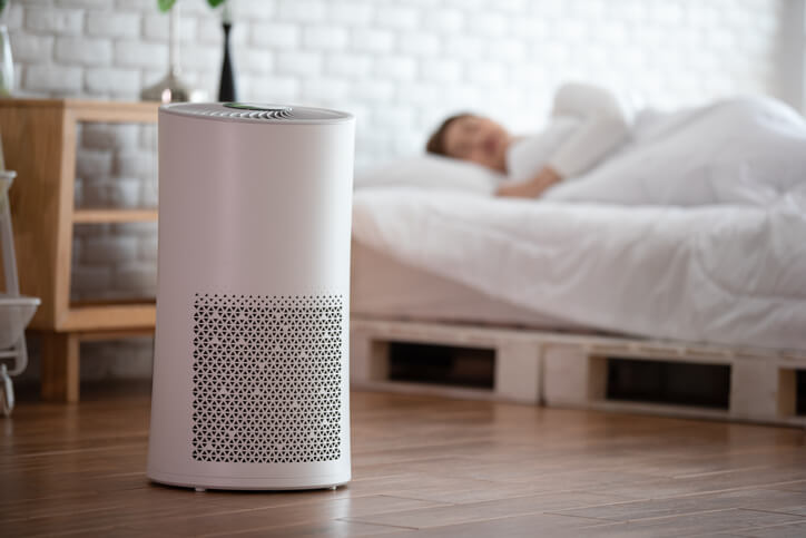 Image for blog post: Whole House Vs. Room Air Purifiers: Which Is Right For You?