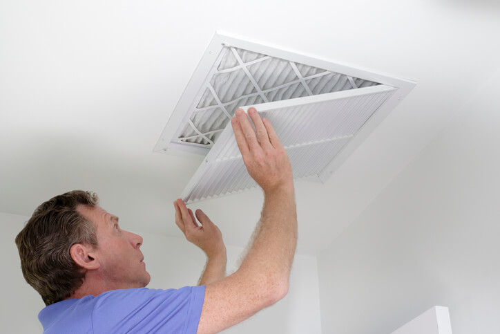 Image for blog post: Tips To Deter Bugs From The HVAC Unit