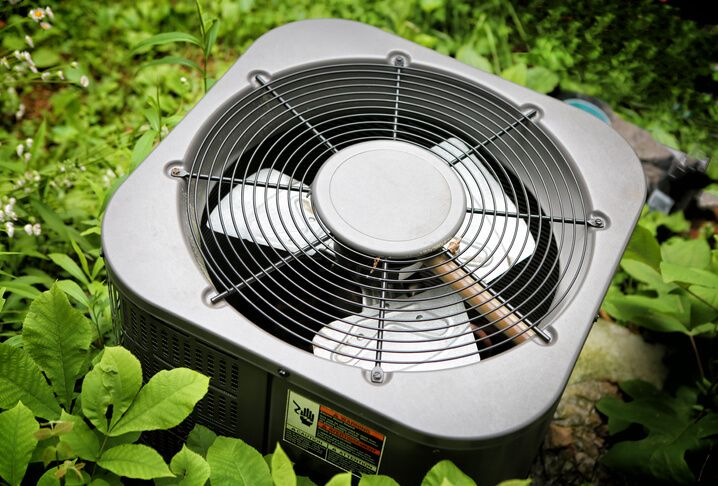 Image for blog post: Caring For Your HVAC's Condenser Fan Motor