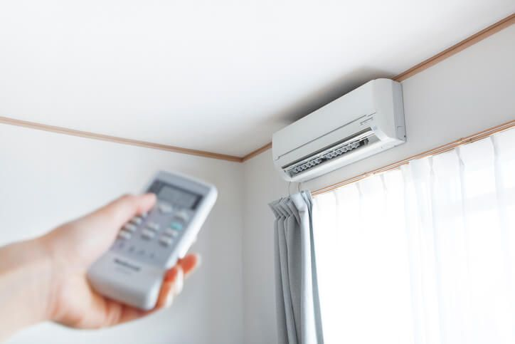 Image for blog post: Don't Believe These Ductless AC System Myths